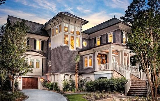 Kiawah-Island-and-the-Atlantic-by-Buffington-Homes-South-Carolina 50+ Coastal Cottages We Love