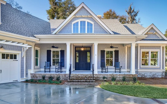 Lowcountry-Charm-Colleton-River-Plantation-2-by-Kelly-Caron-Designs 50+ Coastal Cottages We Love