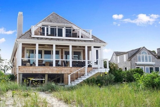 Many-Decks-by-Forst-Construction-Inc 50+ Coastal Cottages We Love