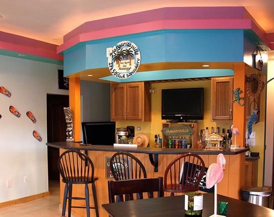 Maryland-Countryside-Estate-by-Katahdin-Cedar-Log-Homes Tiki Bar Ideas & Tiki Bar Decorations