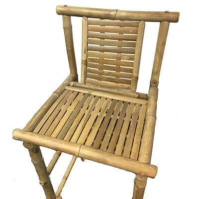 Master-Garden-Products-bamboo-tiki-bar-stool Tiki Bar Ideas & Tiki Bar Decorations