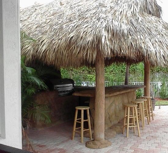 Our-Pools-by-Residential-Pools-1 Tiki Bar Ideas & Tiki Bar Decorations