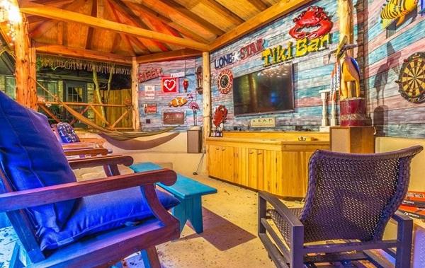 Pool-Cabana-Swim-Up-Bar-by-Vega-Pool-and-Outdoor-Living-1 Tiki Bar Ideas & Tiki Bar Decorations