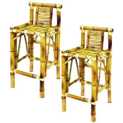 RAM-Gameroom-Products-28-inh-bamboo-tiki-bar-stools Tiki Bar Ideas & Tiki Bar Decorations