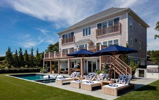Southampton-Beach-House-by-Suk-Design-Group-LLP 50+ Coastal Cottages We Love