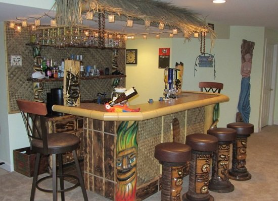 Stadelberger-by-Robert-Kramer-AKBD Tiki Bar Ideas & Tiki Bar Decorations