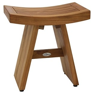 aquateak-asia-teak-shower-bench Teak Shower Benches