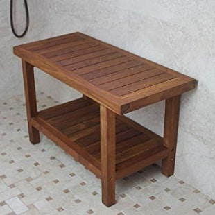 aquateak-the-original-spa-teak-shower-bench Teak Shower Benches For Sale