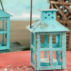 Beach Wedding Lanterns