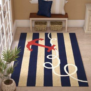 berau-anchor-hand-tufted-indooroutdoor-area-rug Coastal Rugs and Coastal Area Rugs