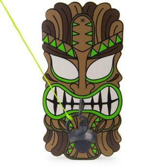 big-kahuna-wooden-hook-tiki-mask-340x340 Tiki Bar Ideas & Tiki Bar Decorations