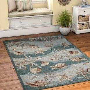 chamberlin-hand-woven-greenivory-area-rug Coastal Rugs and Coastal Area Rugs