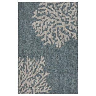 christiane-reef-bluegray-indooroutdoor-area-rug-1 Coastal Rugs and Coastal Area Rugs