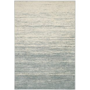 connie-slatecream-area-rug Beach Rugs and Beach Area Rugs