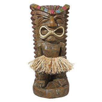 design-toscano-pau-han-hawaiian-tiki-totem-statue-340x340 Tiki Bar Ideas & Tiki Bar Decorations