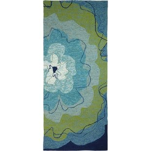 eastlake-blossom-hand-woven-blue-indooroutdoor-area-rug Beach Rugs and Beach Area Rugs