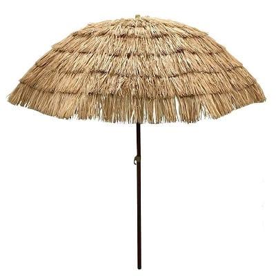 easygo-tiki-umbrella-for-patio-or-bar Tiki Bar Ideas & Tiki Bar Decorations