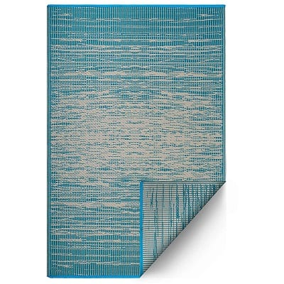 fab-habitat-brooklyn-teal-beach-rug Beach Rugs and Beach Area Rugs