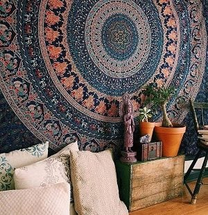 Hippie Tapestries