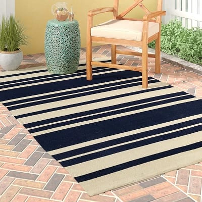 nautical-area-rugs Beach Rugs and Beach Area Rugs