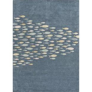 nottingham-blueharbor-gray-area-rug Coastal Rugs and Coastal Area Rugs