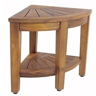 original-kai-corner-teak-shower-bench Teak Shower Benches For Sale