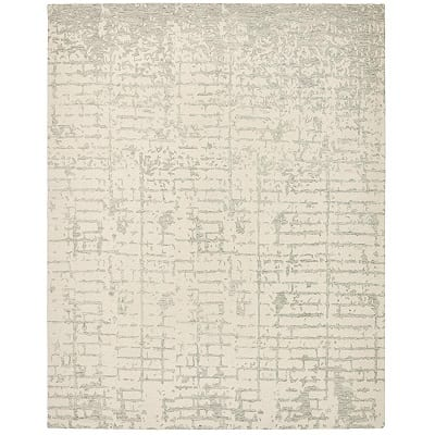 rivet-linear-distressed-grey-area-rug Beach Rugs and Beach Area Rugs
