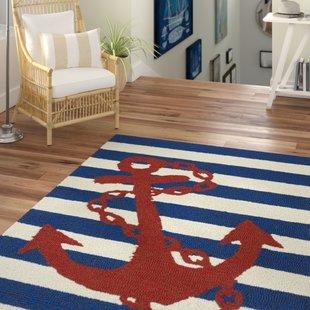 sereno-handmade-blue-indoor-outdoor-area-rug Coastal Rugs and Coastal Area Rugs