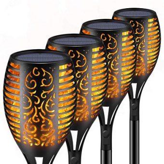 solar-torch-lights-340x340 Tiki Bar Ideas & Tiki Bar Decorations