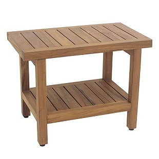 spa-teak-shower-bench Teak Shower Benches