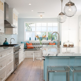 beach-kitchen-decor Home