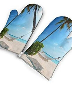 Beach Oven Mitts