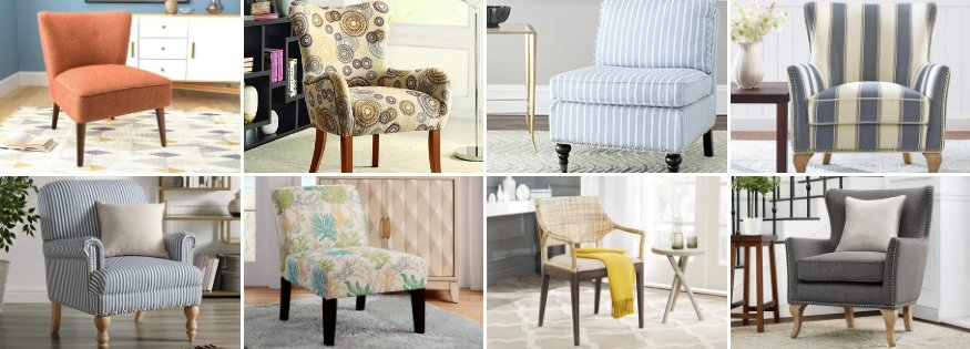 coastal accent chairs