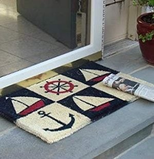 Nautical Doormats and Nautical Floor Mats