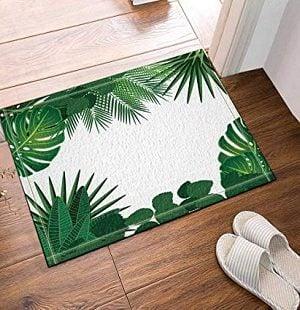 Palm Tree Doormats and Palm Tree Floor Mats