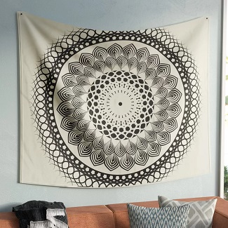 Black-White Tapestries