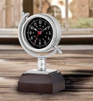 Nautical Desk Clocks