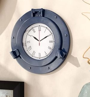 Porthole Clocks