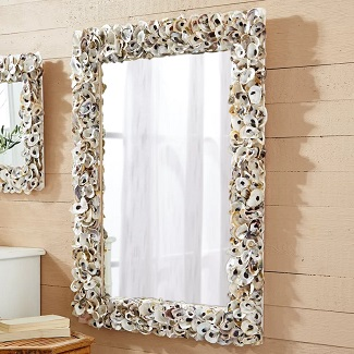 Shell Mirrors and Seashell Mirrors