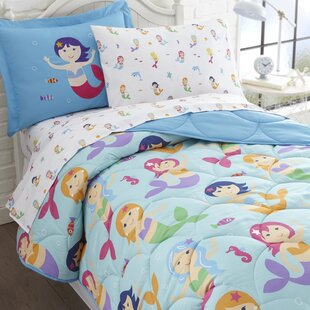 MermaidsComforterSet Mermaid Home Decor