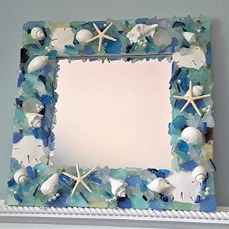 Sea Glass Mirrors