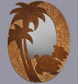 Tropical Mirrors