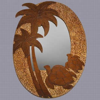 Tropical Mirrors