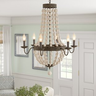 bargas-6-light-empire-chandelier Beach Themed Chandeliers