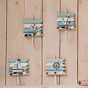 Beach Wall Hooks