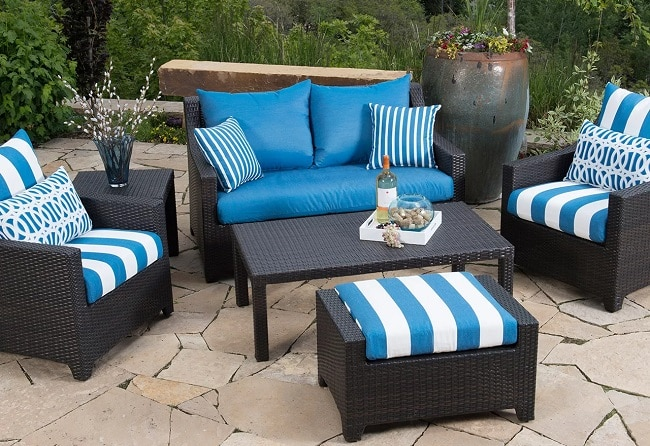 by-Joss-Main-in-Room-Ideas2 Wicker Ottomans and Rattan Ottomans