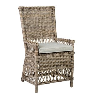 galeton-dining-chair Wicker Dining Chairs