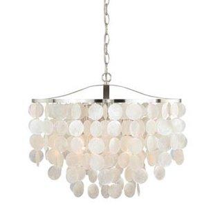 kym-3-light-novelty-chandelier Beach Themed Chandeliers