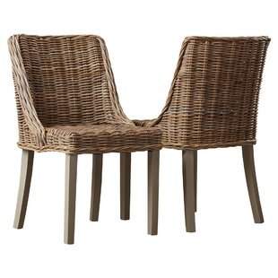 loomis-dining-chair-set-of-2 Wicker Chairs & Rattan Chairs