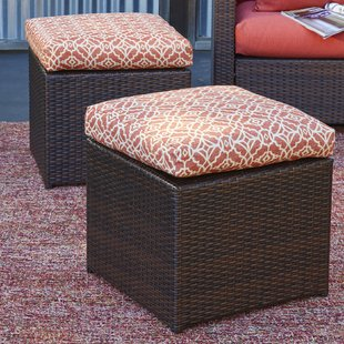mcmanis-ottoman-with-cushion-set-of-2 Wicker Ottomans and Rattan Ottomans